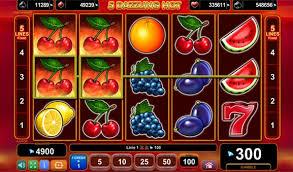 Joacă slotul 5 Dazzling Hot pe bani reali!