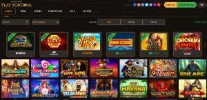 Fortuna Casino recenzie - pareri 2020