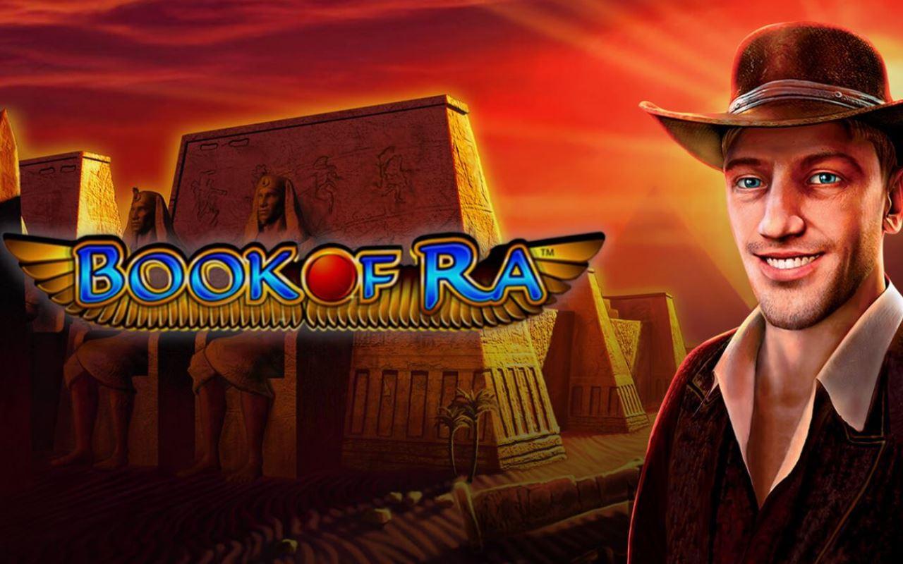 Book of Ra online și prezentarea generală a slotului