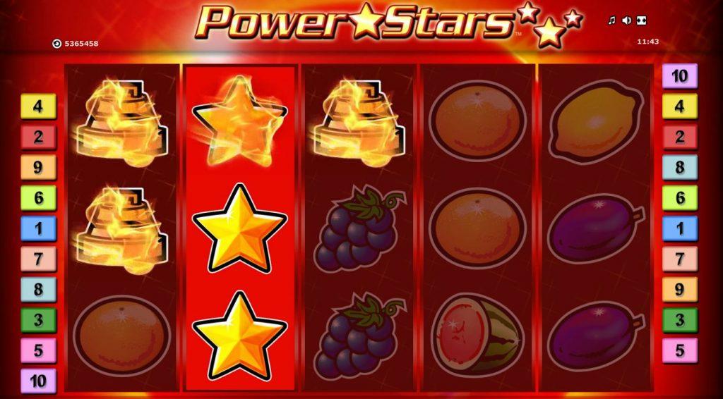 Power Stars online