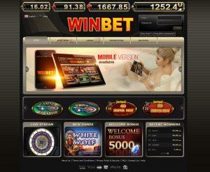 Bonusuri și promoții la WinBet Casino