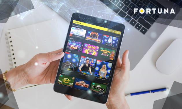 Cod bonus Fortuna Casino