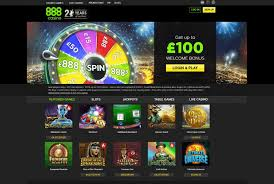 Bonusuri și promoții la 888 casino